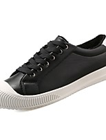cheap -Men's Shoes PU Spring Fall Comfort Sneakers Null Null / For Casual Gray Black