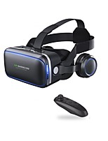 cheap -VR Shinecon 6.0 Headset Version Virtual Reality Glasses 3D Glasses Headset Helmets Smartphone with Controller