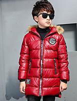 Boys' Solid Suit & Blazer