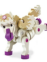 DIY KIT Building Blocks Toys Horse Animals Animal Kids Pieces