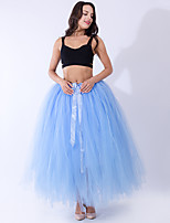 Slips Skirts Fashion Wedding Floor-length Nylon Chinlon Wedding Accessories
