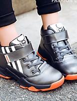 economico -Da ragazzo Scarpe Pelle Inverno Comoda Sneakers Zero Zero / Per Casual Nero Argento Giallo
