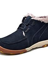 economico -Da uomo Scarpe Pelle Finta pelle Inverno Autunno Comoda Sneakers Per Casual Marrone Blu