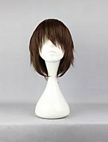 Cosplay Wigs Blue Exorcist Yukio Okumura Anime Cosplay Wigs 35 CM Heat Resistant Fiber Unisex