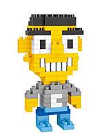 cheap -Building Blocks Toys Cartoon People DIY 143 Pieces