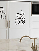 Romance Wall Stickers Plane Wall Stickers Decorative Wall Stickers,Paper Material Home Decoration Wall Decal