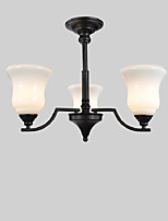 Country Traditional/Classic Modern/Contemporary Chandelier For Bedroom Dining Room Shops/Cafes AC 110-120 AC 220-240V Bulb Not Included