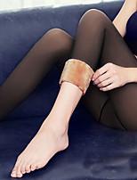 Mujer Medio Sólido Un Color Legging