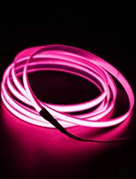 BRELONG 3m  EL LED Neon Cold Strip Light - power supply
