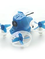 RC Drone F080 4 canaux 6 Axes 2.4G Avec Caméra HD 720P Quadri rotor RC Vol vers l'arrière En avant en arrière Mini FPV Eclairage LED Vol