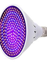 1pc 260leds e27 levou crescer luz 190red 70blue hydroponic led planta indor crescer luzes crescimento lâmpada ac85-265v