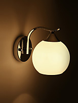 Wall Light Ambient Light Wall Sconces 3W 220V E27 Modern/Contemporary Electroplated