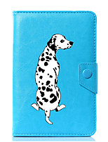 cheap -Universal Dog PU Leather Stand Cover Case For 7 Inch 8 Inch 9 Inch 10 Inch Tablet PC
