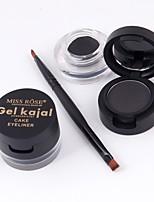 abordables -Corrector Lápices de Ojos Húmedo Mineral Secado rápido Larga Duración Impermeable 1