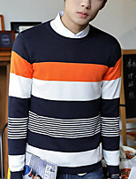 Men's Going out Daily Short Pullover