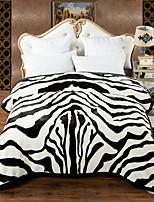 cheap -Coral fleece,Reactive Print Animals 100% Acrylic Blankets