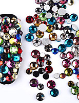 700 nail art décoration strass perles maquillage cosmétique nail art design