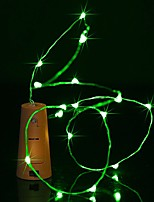 cheap -BRELONG 0.9M 8LED Wine Bottle Copper String Lights For Christmas Wedding Party  Decorations