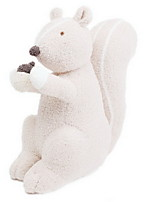 Toys Squirrel Animals Animal Animal Squirrel Cartoon Design Adults' Girls 1 Pieces