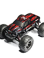 RC Car S911 High Speed 4WD Drift Car Buggy SUV Monster Truck Bigfoot 1:12 Brush Electric 40 KM/H Remote Control Rechargeable Electric