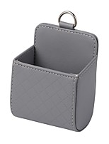 Car Organizers Dashboard Storage Box Leather For universal
