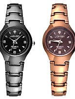 Mulheres Caixas para relógios Relógio Casual Relógio de Moda Relógio Elegante Bracele Relógio Simulado Diamante Relógio Chinês Quartzo