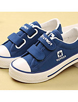 cheap -Boys' Shoes Canvas Spring Fall Comfort Sneakers For Casual Blue Black White
