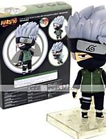 Figures Animé Action Inspiré par Naruto Hatake Kakashi 10 CM Jouets modèle Jouets DIY