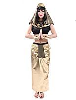 Lolita Classica e Tradizionale Antico Egitto Donna Costumi Cosplay Completi Stile Carnevale di Venezia Cosplay Senza maniche Alla caviglia