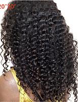 cheap -Human Hair Brazilian Natural Color Hair Weaves Hair Extensions 1pc Black