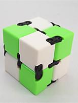 Недорогие -Кубик Infinity Cube Игрушки Крахмаление Стресс и тревога помощи Товары для офиса Сбрасывает СДВГ, СДВГ, Беспокойство, Аутизм Горячая