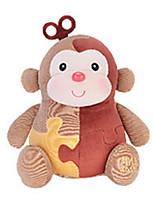 Stuffed Toys Toys Monkey Animal Animal Animals Kids Pieces