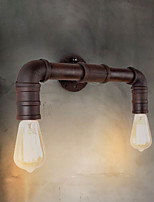Ambient Light Wall Sconces AC220V E27 Rustic/Lodge For