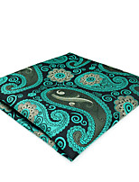 Men's Silk Cravat & Ascot,Vintage Cute Party Work Casual Paisley All Seasons