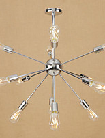 Retro/Vintage Country Traditional/Classic Modern/Contemporary Chandelier For Living Room Dining Room Shops/Cafes AC 110-120 AC 220-240V
