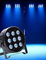 U'King Lampe LED de Soirée Eclairage Par LED DMX 512 Master-Slave Activé par son Auto Télécommande 120 pour Extérieur Soirée Etape