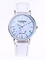 Men's Women's Fashion Watch Casual Watch Wrist watch Chinese Quartz PU Band Casual