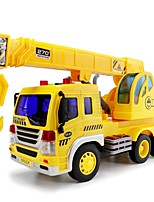 Pull Back Car/Inertia Car Vehicle Toy Playsets Toy Trucks & Construction Vehicles Toys Crane Toys Car Vehicles Gleam Singing Classic
