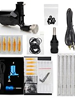 Professional Tattoo Kit 1 rotary machine liner & shader 1 Tattoo Machine Inks Not Included