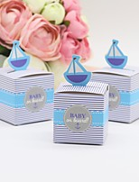 Others Card Paper Favor Holder With Favor Boxes