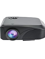 4018+ LCD Mini Projector WVGA (800x480)ProjectorsLED 1200