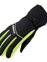 cheap -Ski Gloves Unisex Full-finger Gloves Keep Warm Coating Ski / Snowboard Hiking Outdoor Exercise Cycling / Bike Winter
