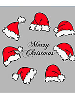 cheap -Christmas Words & Quotes Romance Wall Stickers Plane Wall Stickers 3D Wall Stickers Decorative Wall Stickers Fridge Stickers Wedding