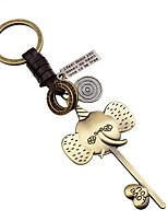 cheap -Keychains Jewelry Leather Alloy Animal Lovely Gift Date