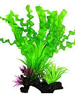 Décoration d'aquarium Plante d'eau Résine