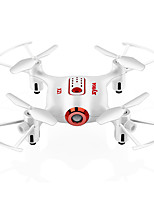 RC Drone SYMA X21 4 Channel 6 Axis 2.4G NO RC Quadcopter Forward/Backward RC Quadcopter User Manual