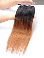 economico -Remy Brasiliano Ambra Dritto Extensions per capelli 1pc Nero / Medium Auburn