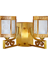 Ambient Light Wall Sconces 40 E27 Rustic/Lodge Retro/Vintage For