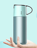 Escritório/Carreira Artigos para Bebida, 350 Aço Inoxidável Água Garrafas de Água
