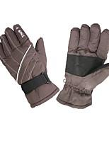 cheap -Ski Gloves Kid's Full-finger Gloves Keep Warm Waterproof Printable Polyester Ski / Snowboard Winter